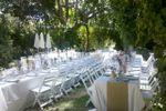 Banquete al aire libre de Catering Lepanto M�laga