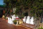 Espacios exteriores de Catering Lepanto M�laga