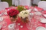 Centros de flores de Catering Lepanto M�laga