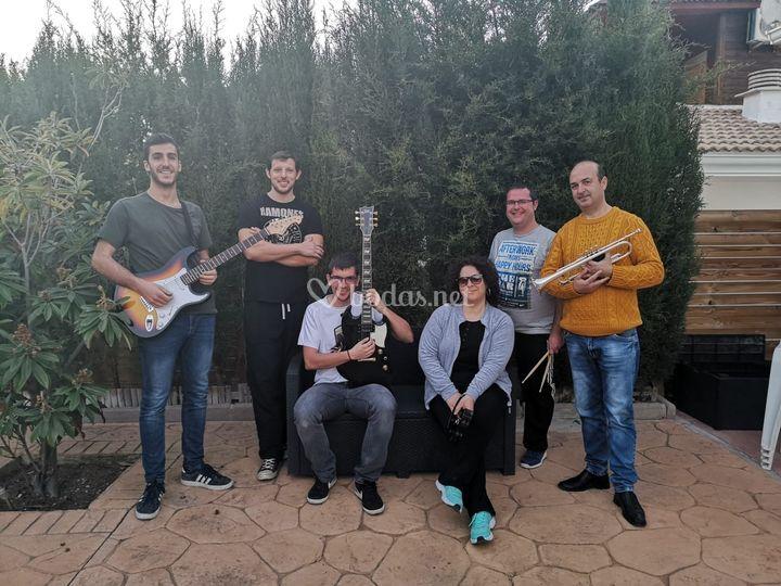 Nuestra banda
