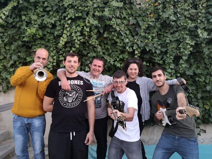 The Big Band Rock