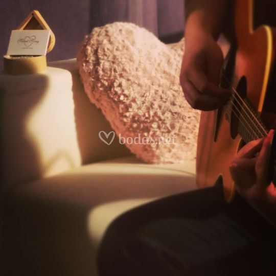 Pablo, guitarra