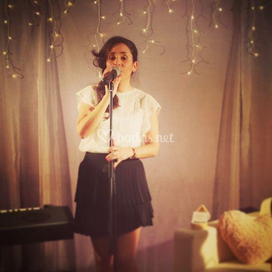 Miriam, voz