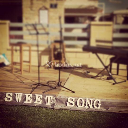 Cóctel Sweet Song