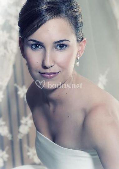 La mirada de la novia