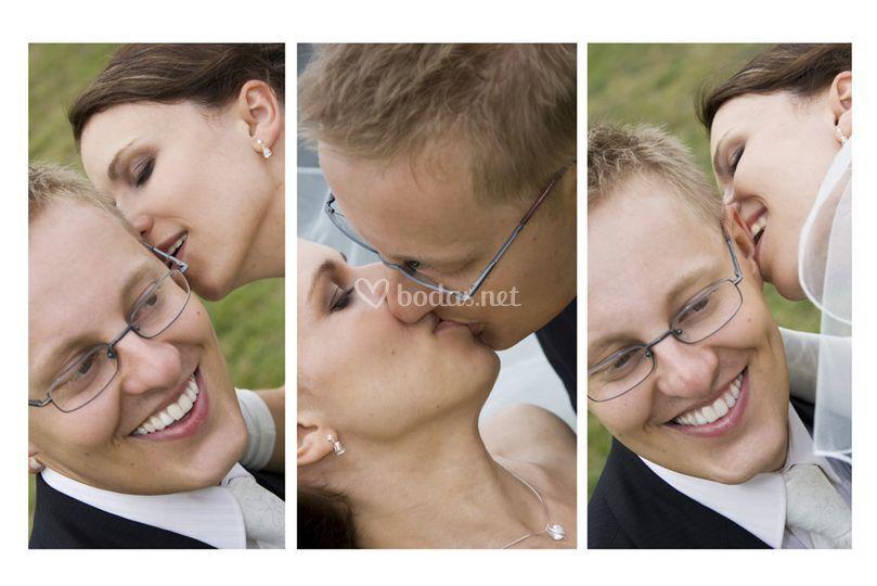 Besos y besitos
