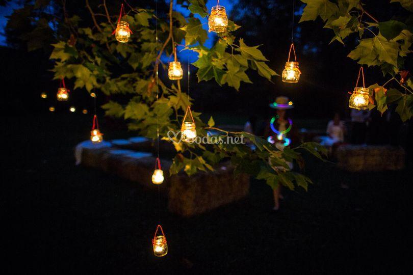 Iluminaciones con encanto