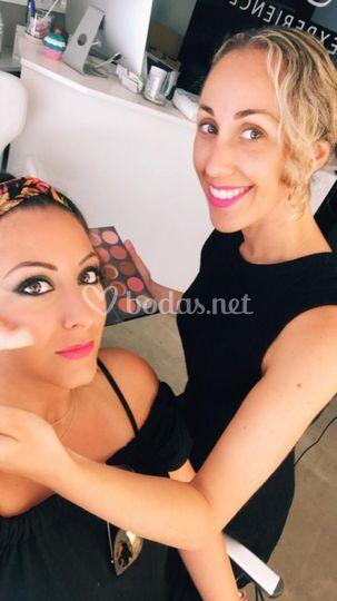 Maquillaje para eventos