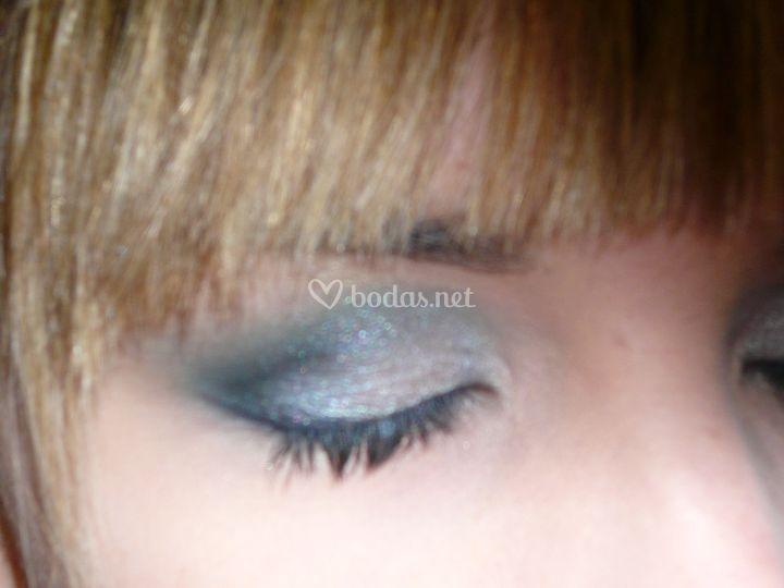 Maquillaje de tarde-noche