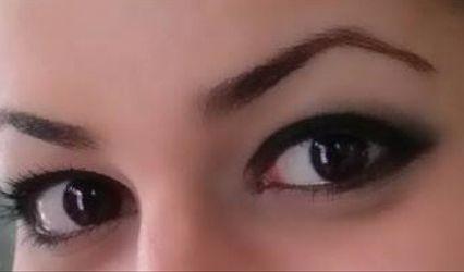 Maria José Make up 1
