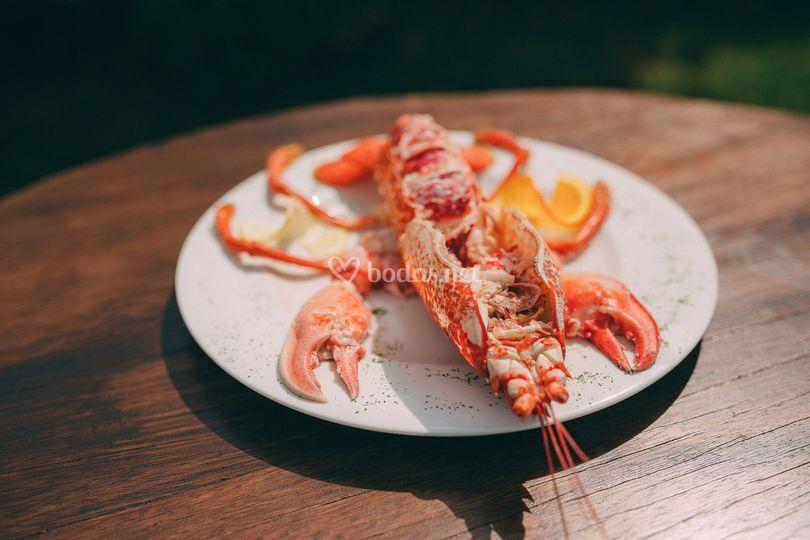 Gastronomía en Amandi