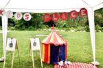 Kids place de boda en el campo