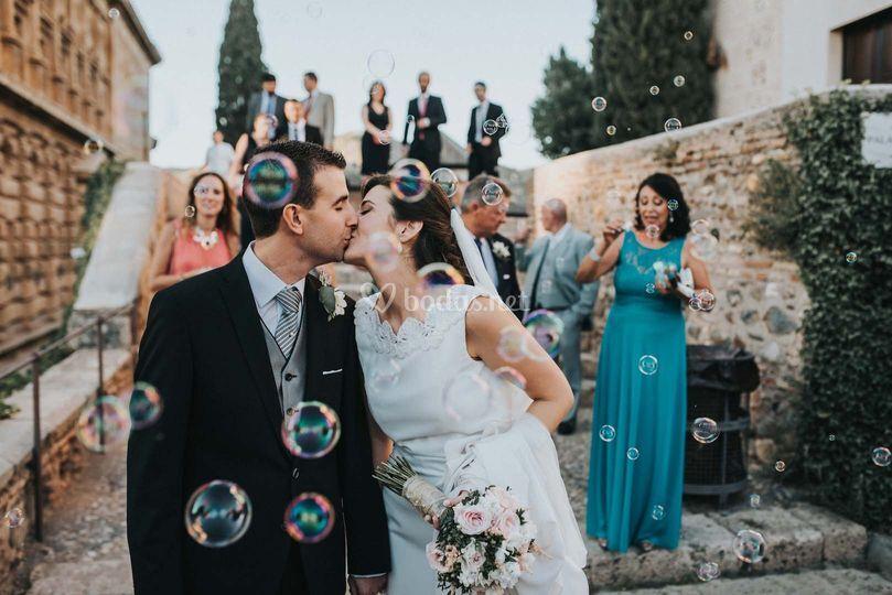 Pompas boda