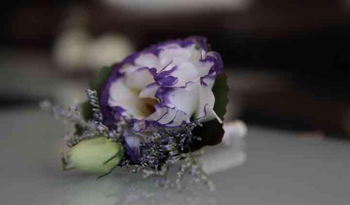 Las flores del padrino