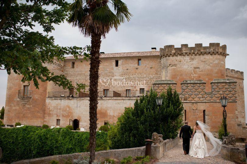 Exteriores castillo