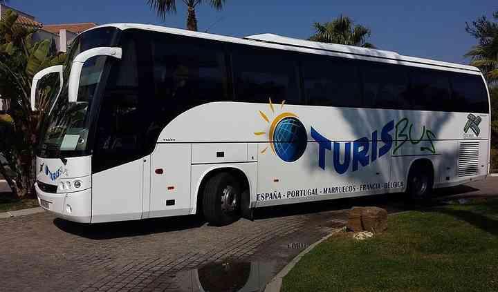 Autobús grande
