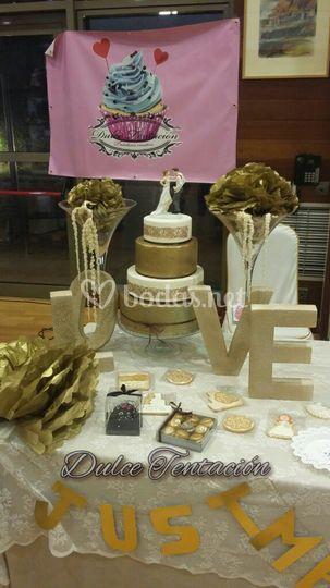 Mesa tartas