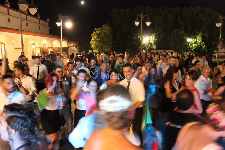 Hacienda La Pintada (Bailes)