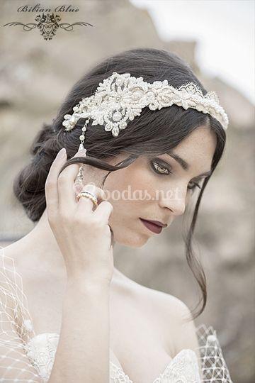 Diadema bridal