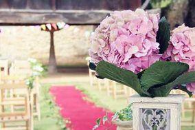 Milenrama diseño floral