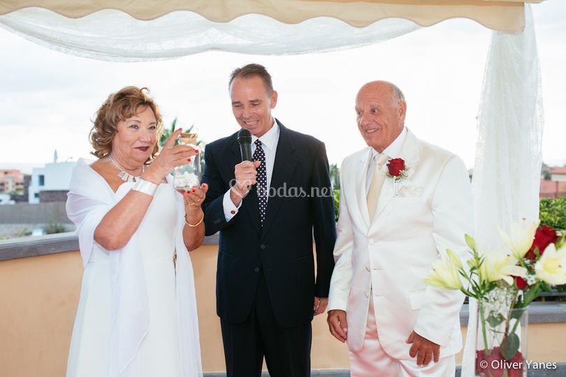 Renovación votos (bodas oro)