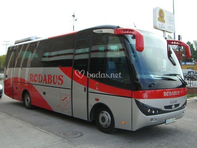 Bus 37 pax