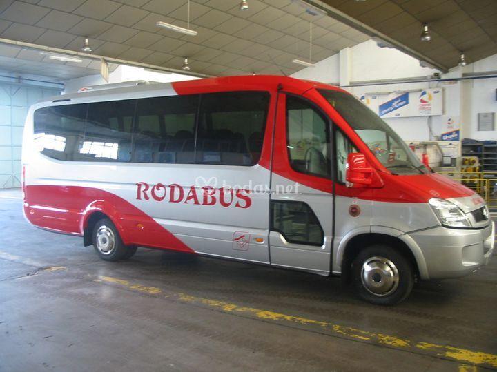 Bus 19 plazas