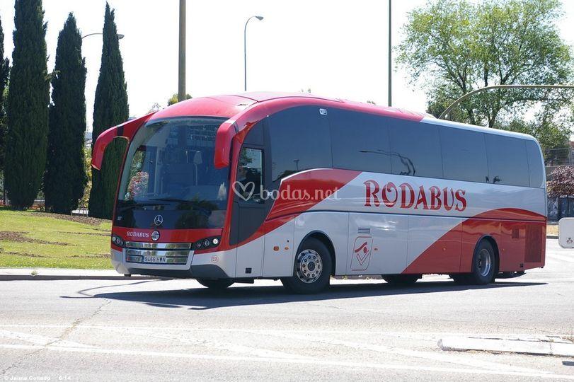 Bus 57 plazas