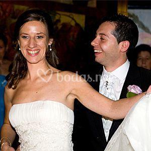 En vuestra boda