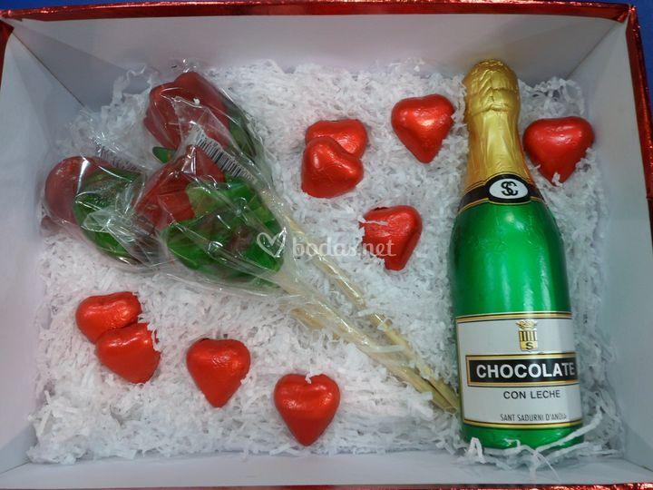 Cajas para enamorados