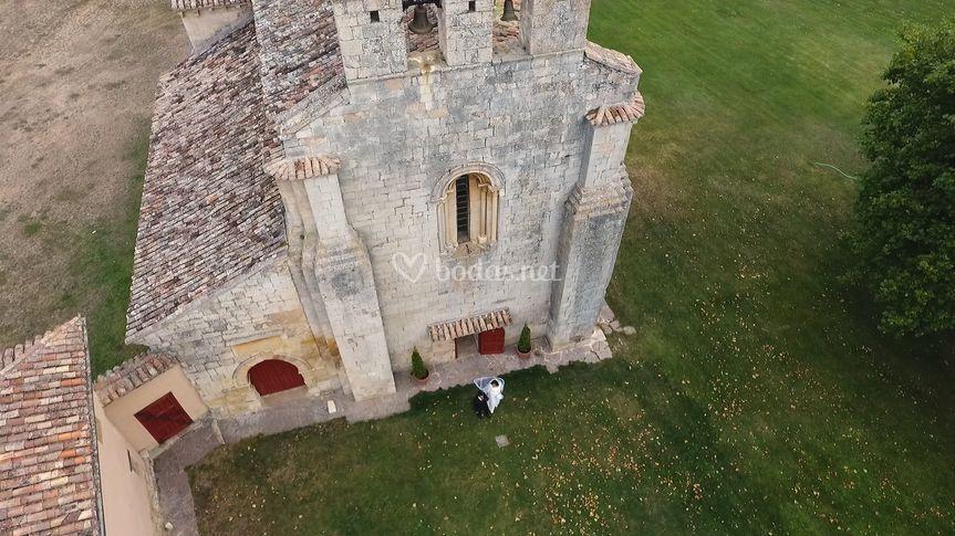 Imágenes con dron