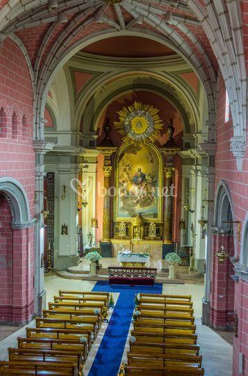 Iglesia de Pedrola