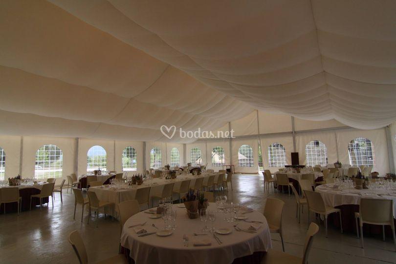 Interior boda20x20