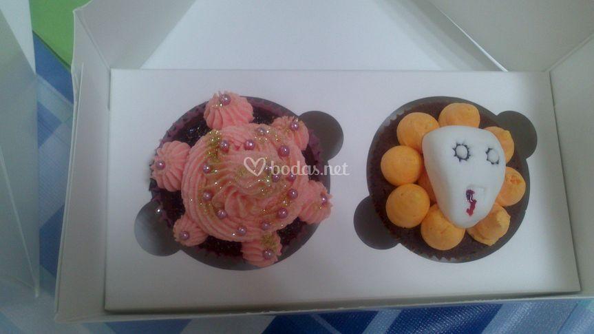 Cupcakes alternativos