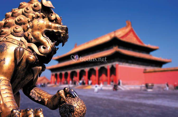Viajes de novios a China
