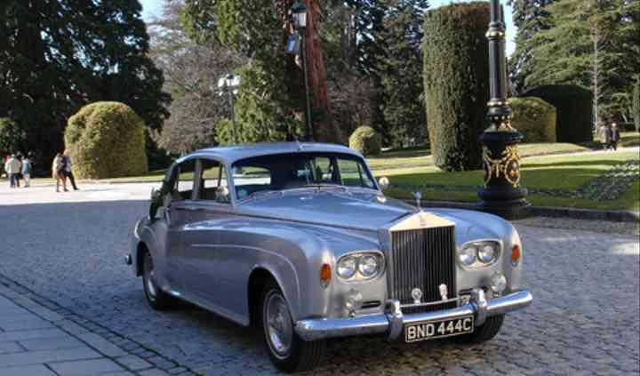 Rolls Royce Silver Cloud III Delantera derecha
