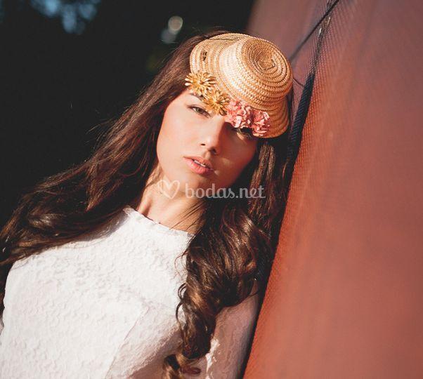 Esmeralda. Modelo novia