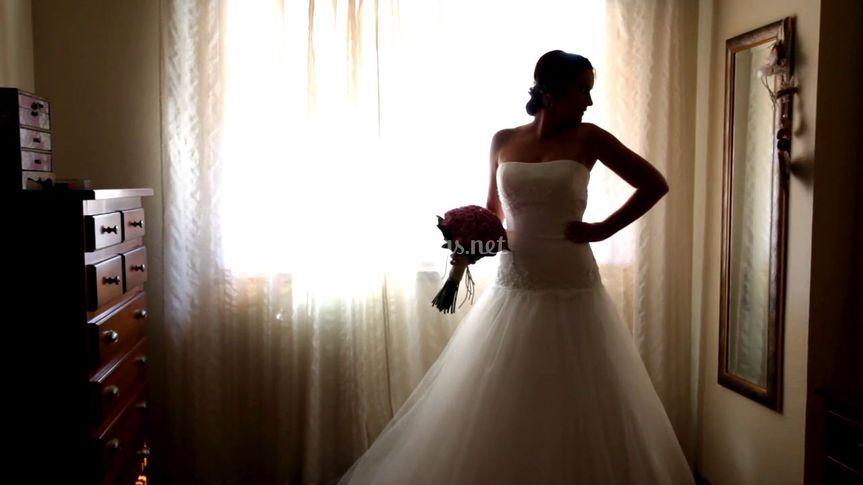 Jose Carol - vestido de novia