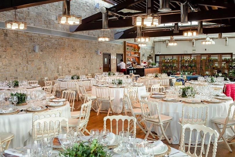 Baviera Golf by Doña Francisquita Catering