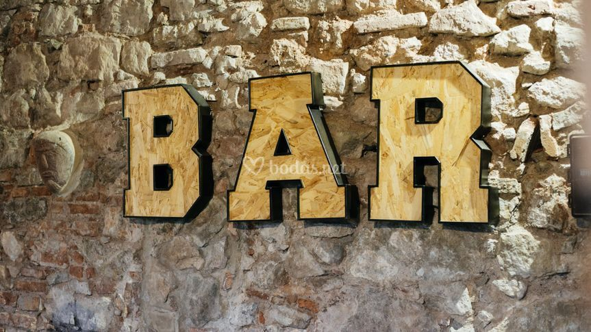 Nuestro Open Bar