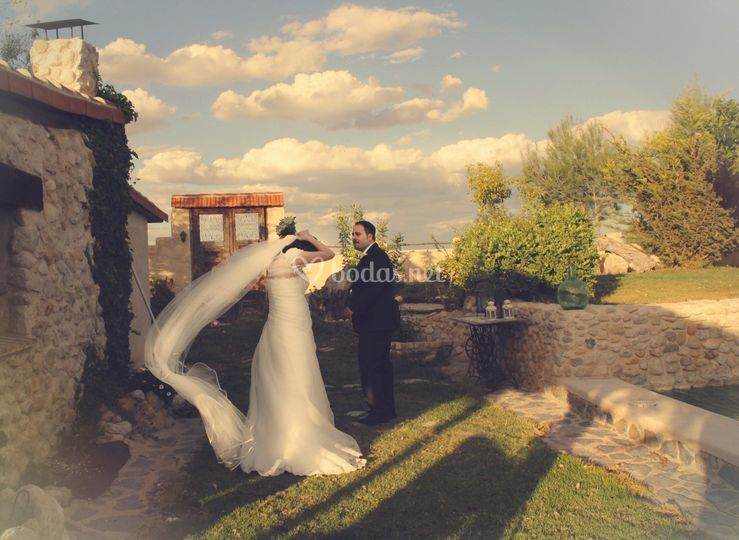 Post-boda/lugar