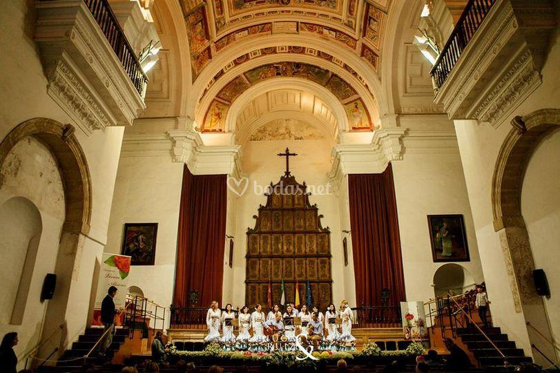 Auditorio H. de Santiago