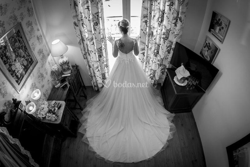 Habitación de la novia