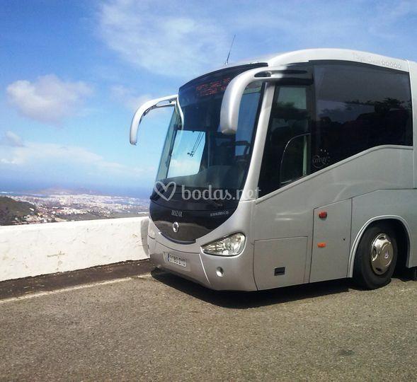 Martín Suárez Bus