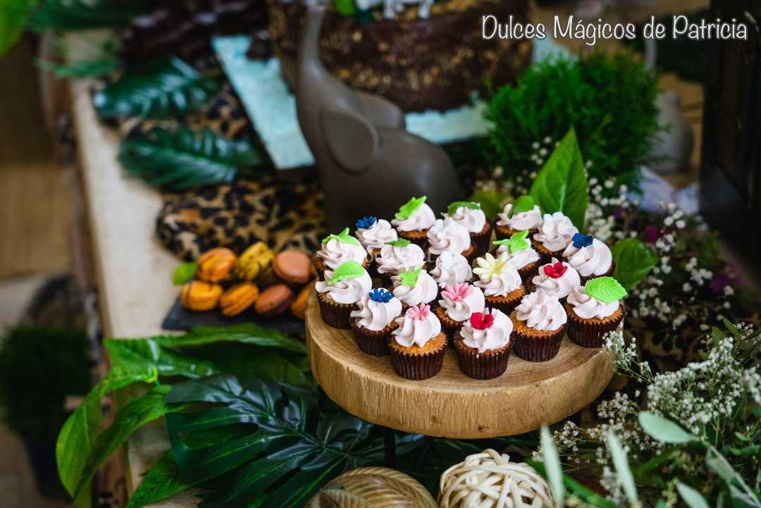 Minicupcakes safari