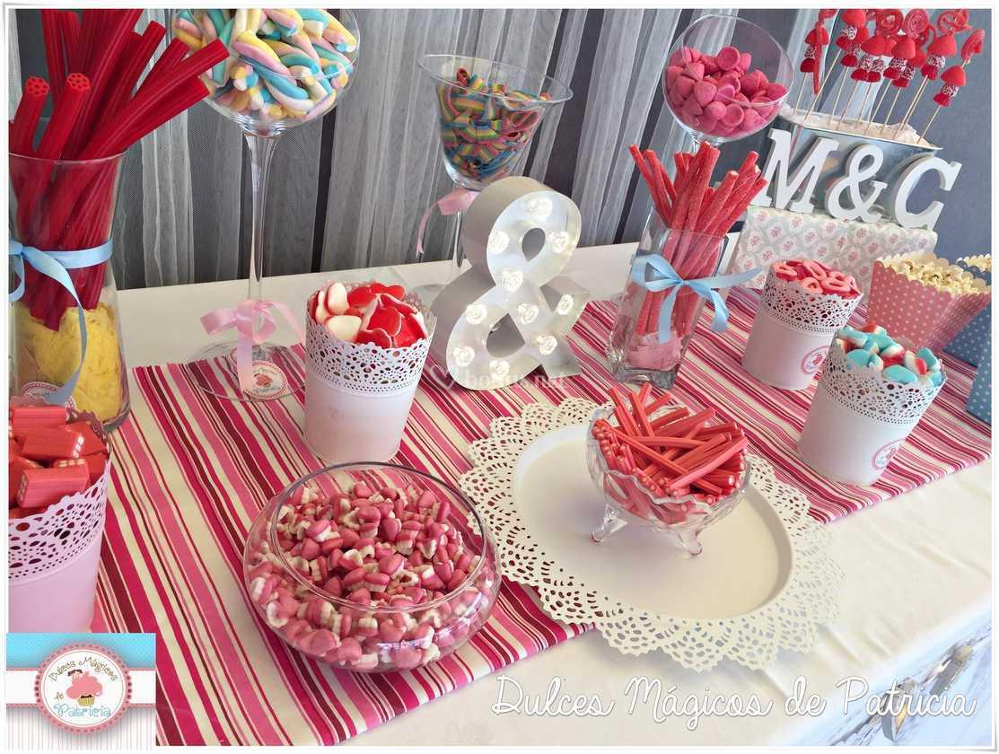 Mesa dulce Marival y Christian