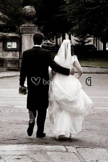 Fotografía de la boda