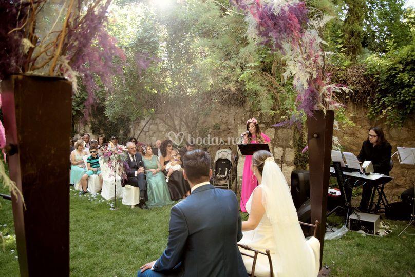 Música ceremonia