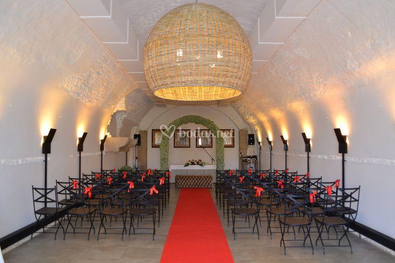 Salón 1 para ceremonia
