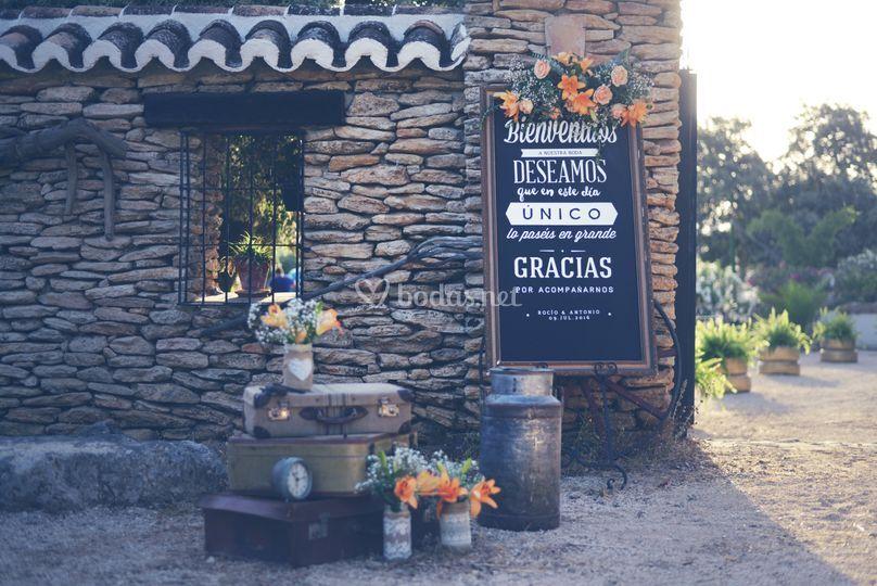 Bienvenidos boda (ronda)
